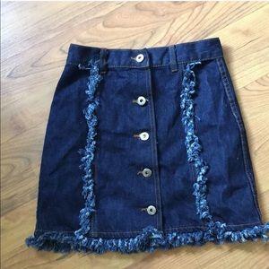 LF Carmar Denim Skirt